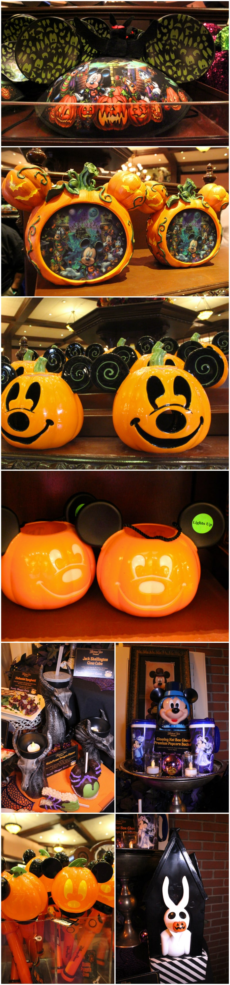 Disneyland-Halloween-Products