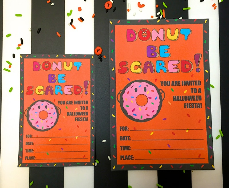 Donut-Halloween-Fiesta-Printable-DIY-4