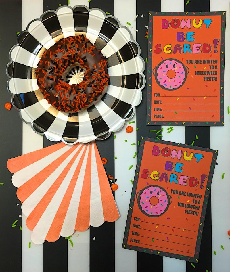 Donut-Halloween-Fiesta-Printable-DIY-Party