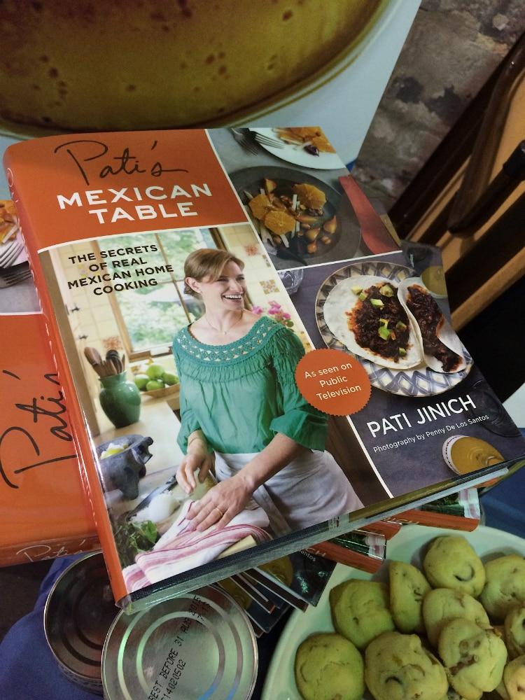 La-Lechera-Patti Cookbook