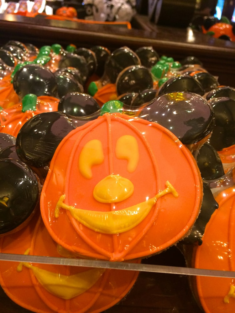 Mickey-Pumpkin-Cookie