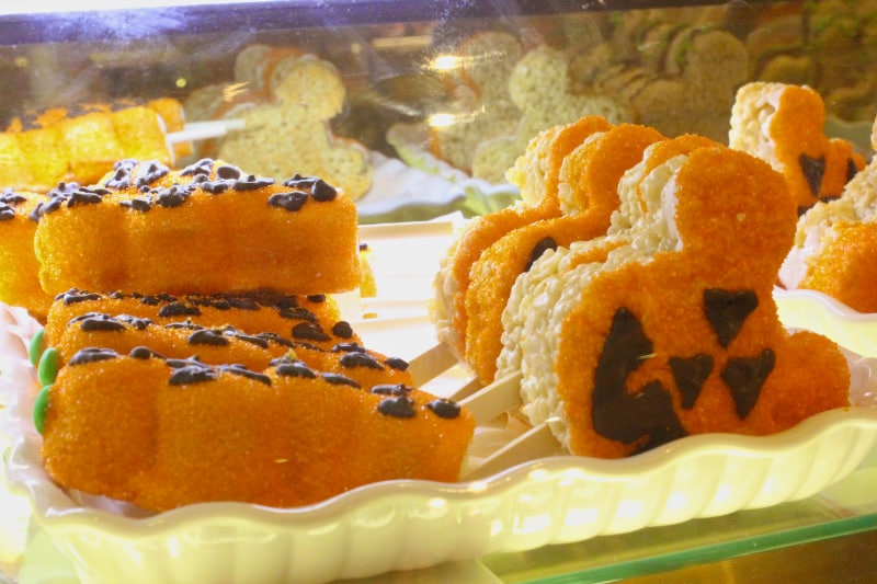 Mickey-Pumpkin-Rice-Krispy