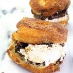 Croissant Donut S'Mores Recipe!