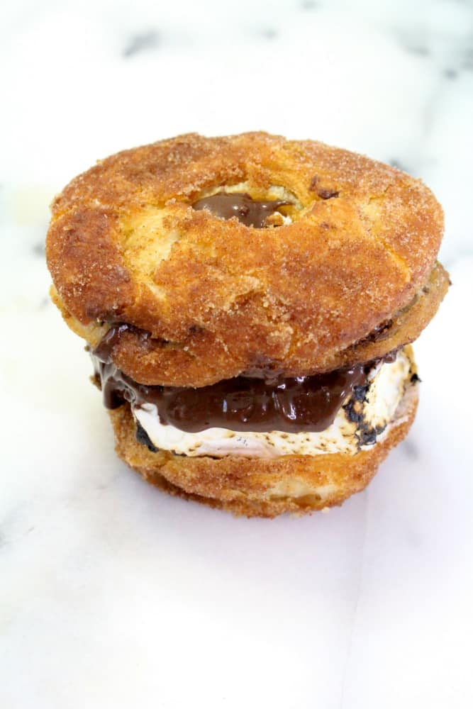 Smores-Croissant Donut-2