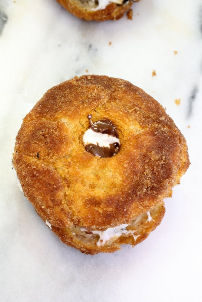 Smores-Croissant Donut-RECIPE