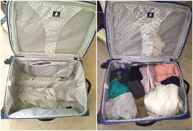 packing challenge