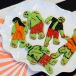 Easy Halloween Zombie Cookie Recipe!