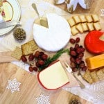 The Perfect DIY Holiday Cheese Board!