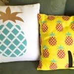 Tiny Prints Customizable Pillows For The Holidays!