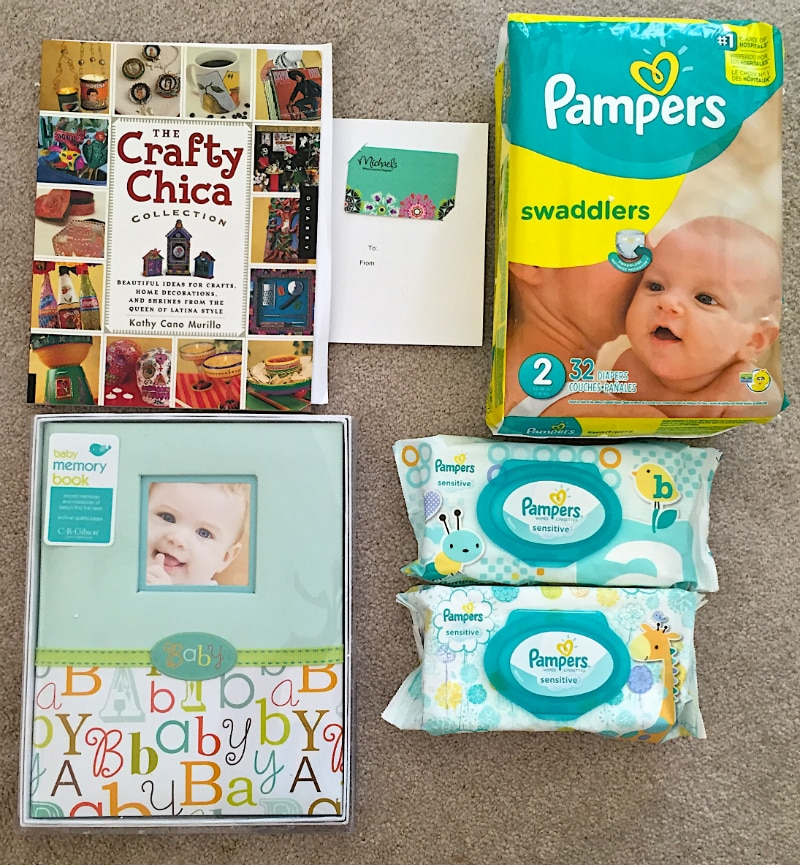 Pampers Giveaway