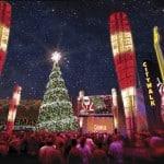 Universal CityWalk Celebrates The Start Of The Festive Holiday Season!