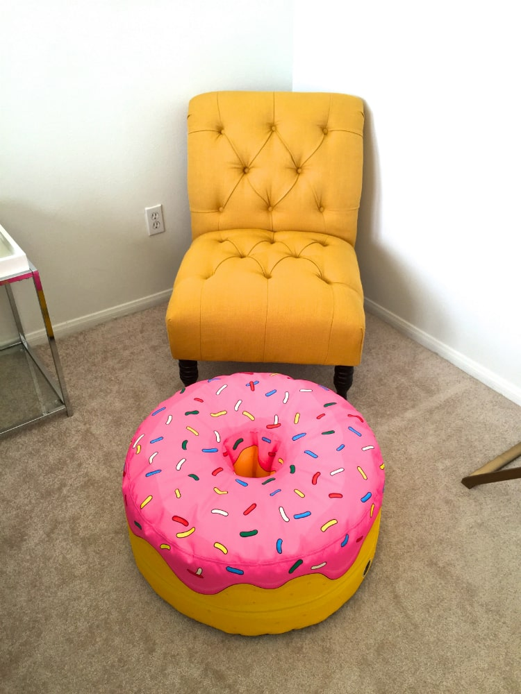 donut-ottoman