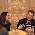 Fun Times With Emily Blunt & James Corden of Disney's Into The Woods! #IntoTheWoodsEvent