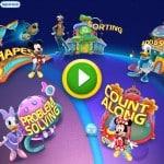 Two Fab Disney Apps: Mickey's Magical Math World & Disney Imagicademy!