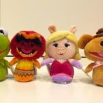 Muppets Itty Bittys For The Holidays & A Giveaway!