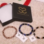 Sashka Co. Bracelets For The Holidays!