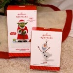 Hallmark Keepsake Ornaments For The Holidays & A Giveaway!