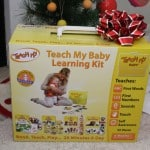 A Teach My Baby Gift For The Holidays!