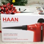 HAAN Handheld Steamer For The Holidays!