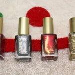 L'Oréal Paris Nail Polishes Make A Great Stocking Stuffer!