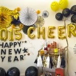 Our Festive New Years Eve Party Decor!