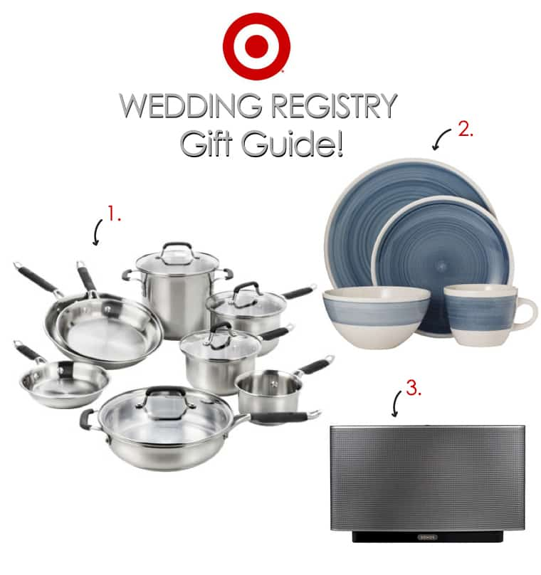 Target Wedding Gifts: The Perfect Holiday Wedding Gifts From Target & A Giveaway