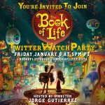 Join Me For The #BOOKOFLIFEFIESTA Live Twitter Watch Party!