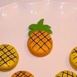 Cute & Easy DIY Pineapple Macarons!
