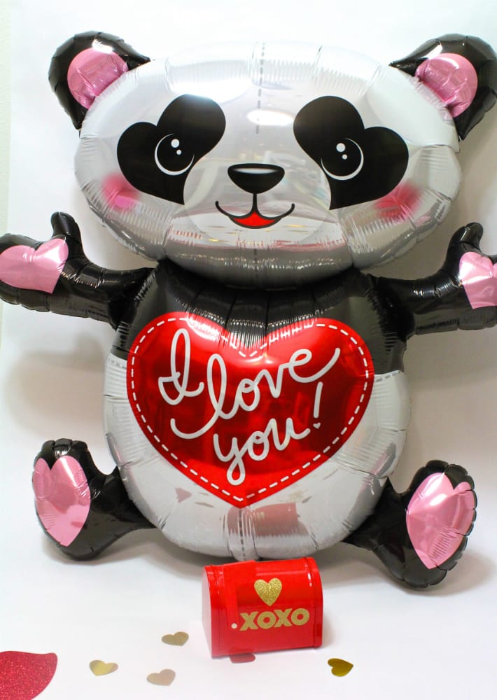 Panda-Valentines-DAY-balloon