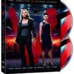 V Season Two on DVD & BluRay! Out Now! #VonDVD #TV #reviews
