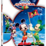 Mickey Mouse Clubhouse: Space Adventure! Out Nov. 8th! #Disney #TV #DVD