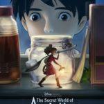 Disney's THE SECRET WORLD OF ARRIETTY-New Clips! #Disney #Movies