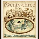 Disney twenty-three magazine Celebrates 75 years of Disney animated films! #Disney