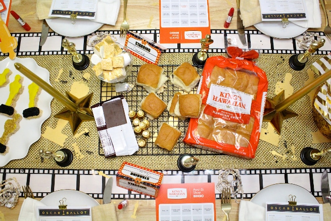 DIY-Awards-Night-Oscar-Party-Kings-Hawaiiaan-Smores-Bar