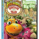 CLOSED-PBS KIDS of Dinosaur Train: Dinosaur Big City & GIVEAWAY!