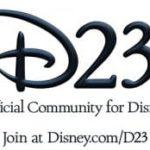 Disney D23 Once in a Lifetime Fanniversary Celebrations! #Disney #D23 #FANS