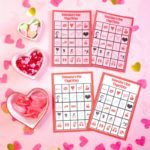 Cute Valentine's Day Bingo! (Free Printable)