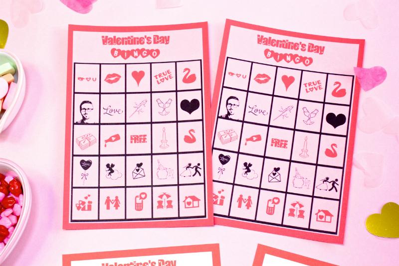 Valentine's Day Bingo-2