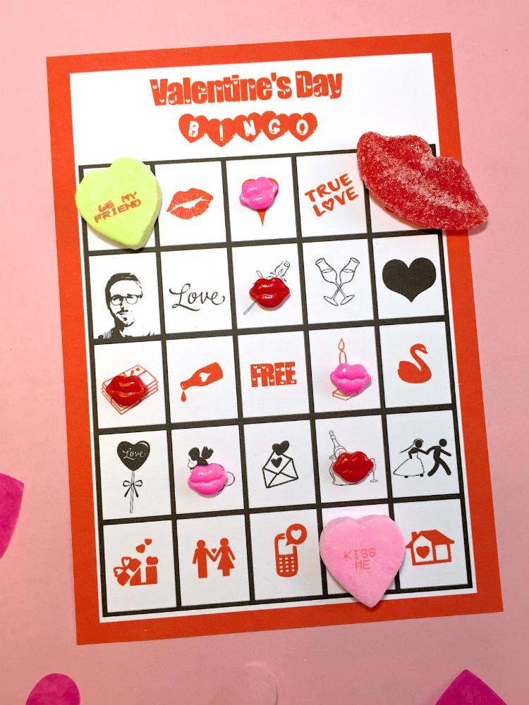 Valentine's Day Bingo-7