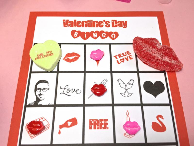 Valentine's Day Bingo-8
