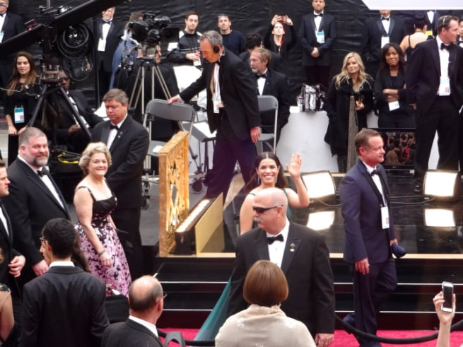 Oscars-Red-Carpet-America-Ferera