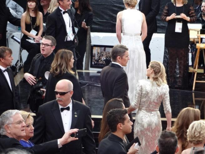 Oscars-Red-Carpet-Ethan-Hawke
