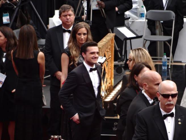 Oscars-Red-Carpet-Josh-Hutcherson