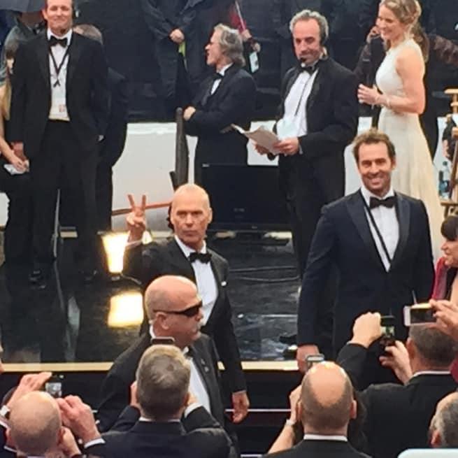 Oscars-Red-Carpet-Michael-Keaton