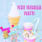 Pixie Ice Cream Party To Celebrate Tinker Bell and the Legend of the NeverBeast!