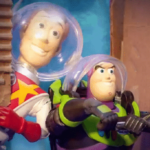 "New space-themed line of ""Toy Story"" characters!"