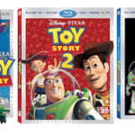 Toy Story 1, 2, and 3 on Blu-ray 3D™ November 1, 2011