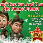Disney Movie Rewards! Earn 5 points daily from 12/1 to 12/25! #Disney #Rewards #DMR