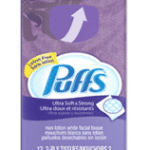 Free Puffs Tissue to go!