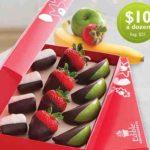 #Hot Deal! Edible Arrangements! $10 for Dipped Fruit! #HotDeals #Deals